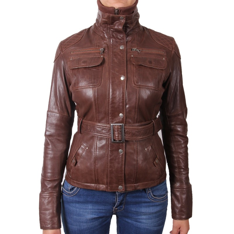 Next ladies leather jacket