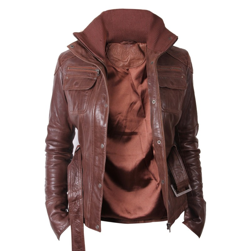 Women's Leather Jackets, Coats and Leather Blazers. An inspiring collection of women's leather jackets and coats each beautifully crafted in a choice of lovely soft nappa leather, supple nubuck (velvety sude) or luxurious shearling.