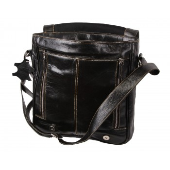 Leather Laptop BaG - Jak