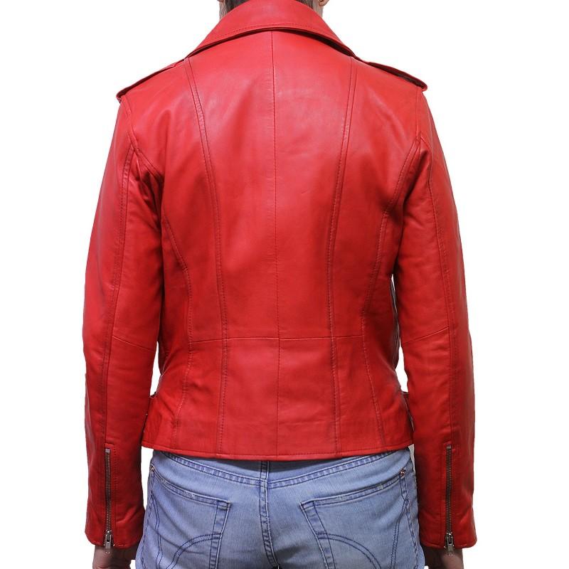 Richa Daytona Ladies Leather Jacket - Black | Motorcycle Jackets