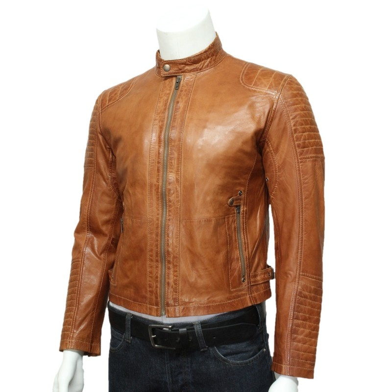 Brown, Leather Jackets: mundo-halflife.tk - Your Online Jackets Store! Get 5% in rewards with Club O! Coupon Activated! Skip to main content FREE Shipping & Easy Returns* Search. Amerileather Men's Distressed Brown Leather Bomber Jacket. Reviews. Quick View $ 49 - $