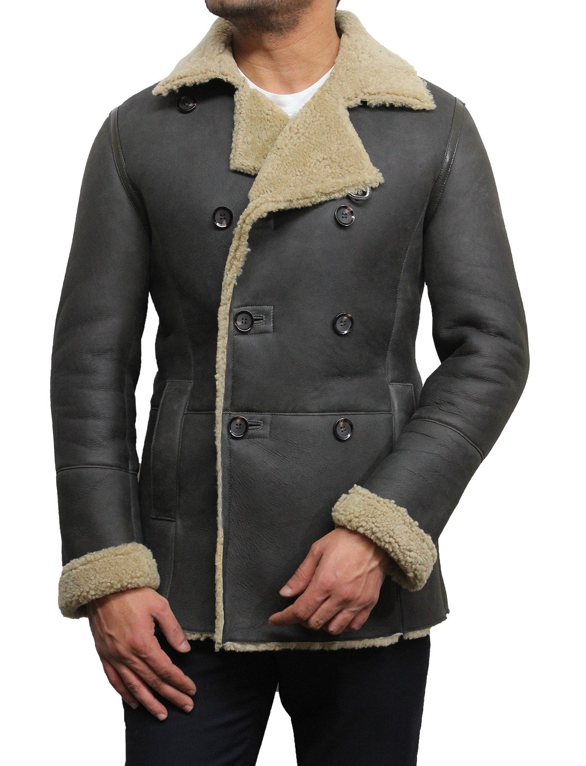Leather Jackets and Sheepskin Coats for Men and Women in UK ...