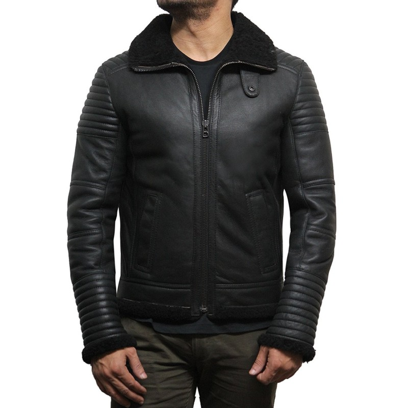 Mens Sheepskin Coat & Jacket - Brandslock