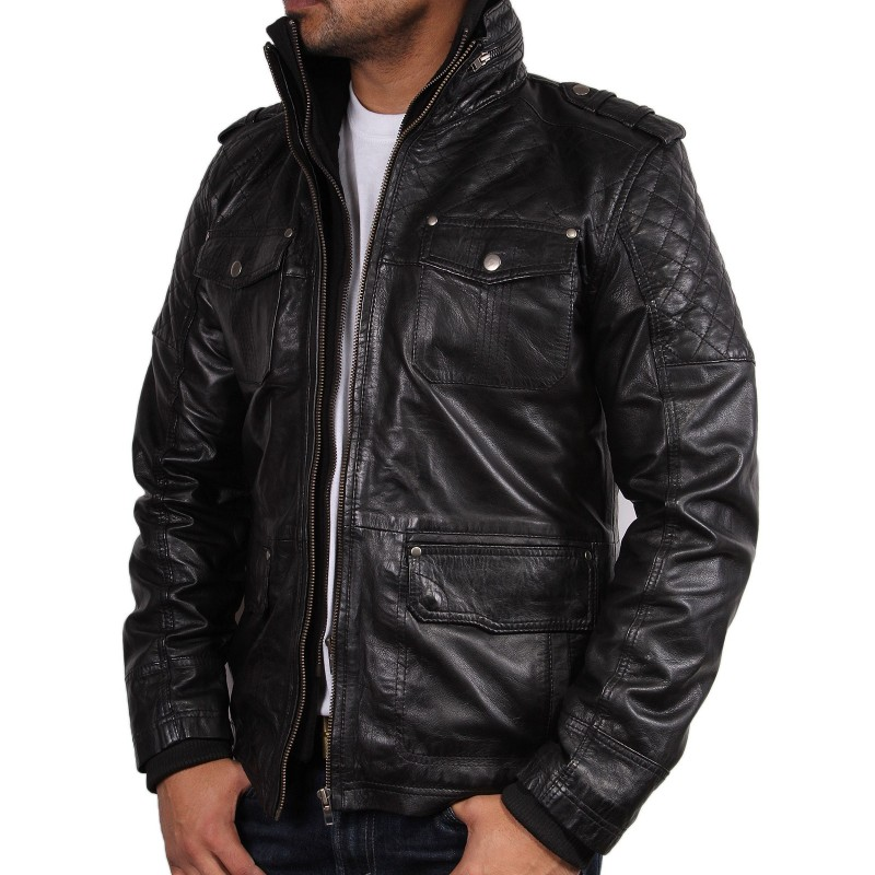 Leather jackets pictures