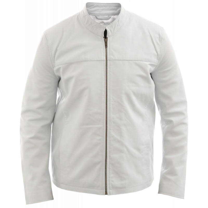 White Men Jacket