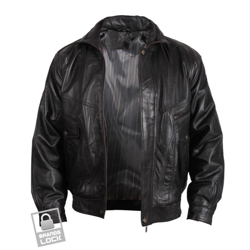 Mens leather jacket sale bomber – Jackets photo blog