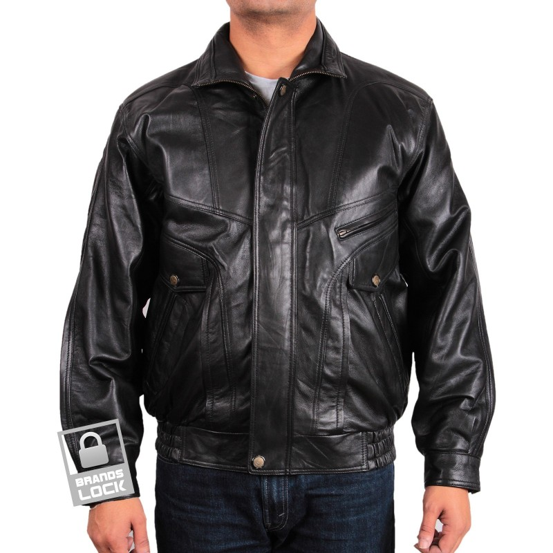 Shop black leather jacket at Neiman Marcus, where you will find free shipping on the latest in fashion from top designers.