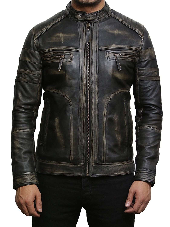 Black Retro Vintage Jacket