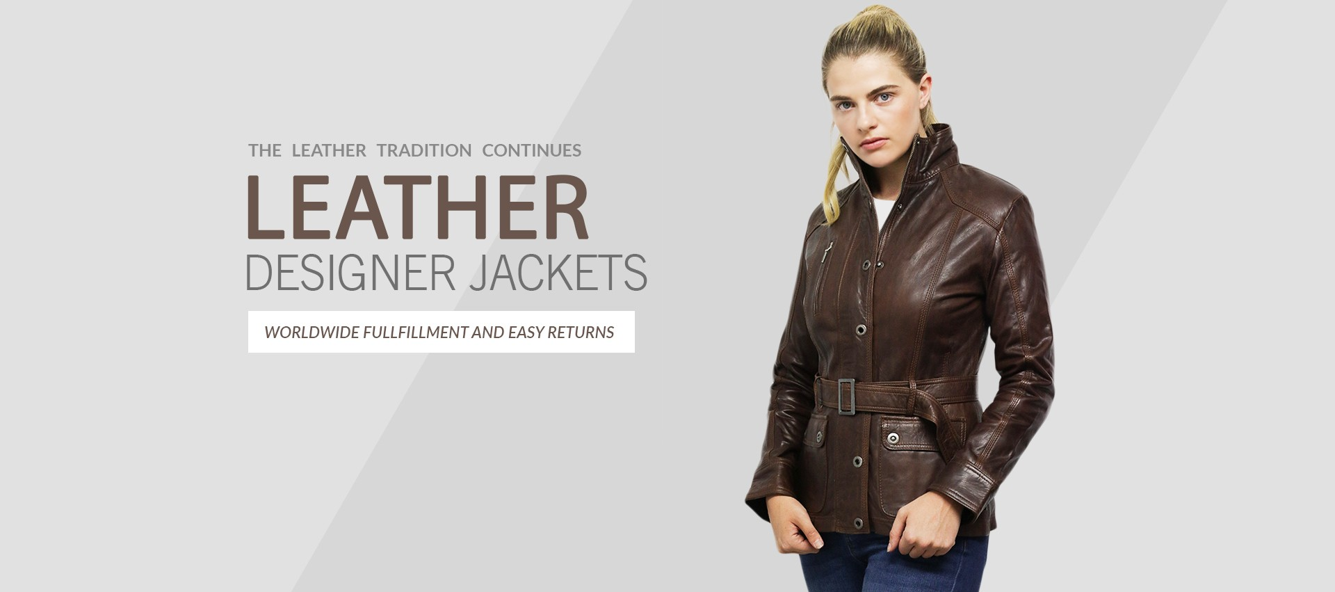 Womens Real Lambskin Leather Jackets