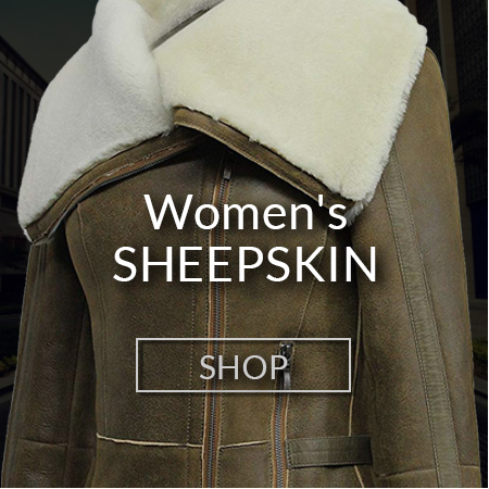 Women Sheepskin Jackets